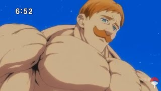 Escanor vs Gowther (AMV) rise [Skillet]