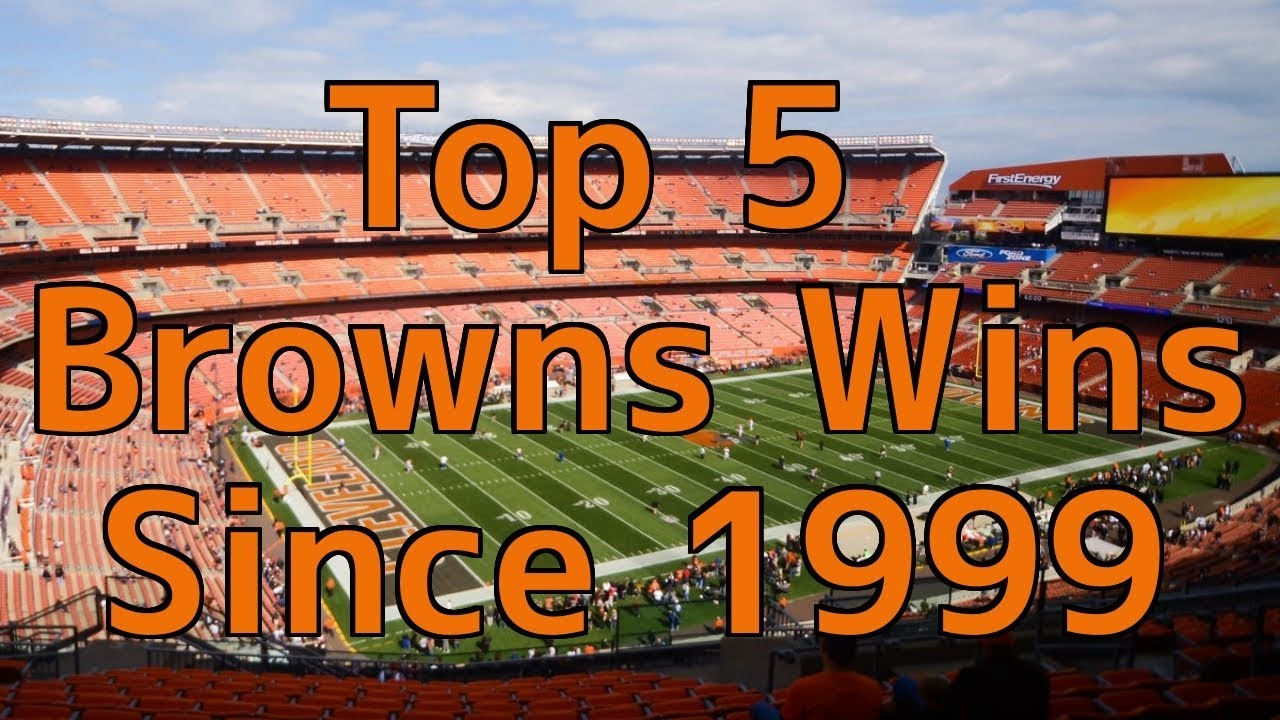 Cleveland Browns have first winning record in six years