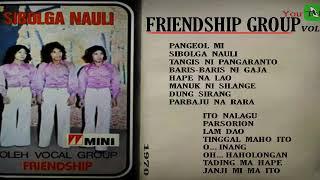 LAGU BATAK KLASIK Tahun 70an - TRIO FRIENDSHIP