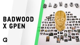 Badwood x G Pen
