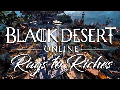 [BDO] Rags to Riches PART 4 - FREE GEAR!