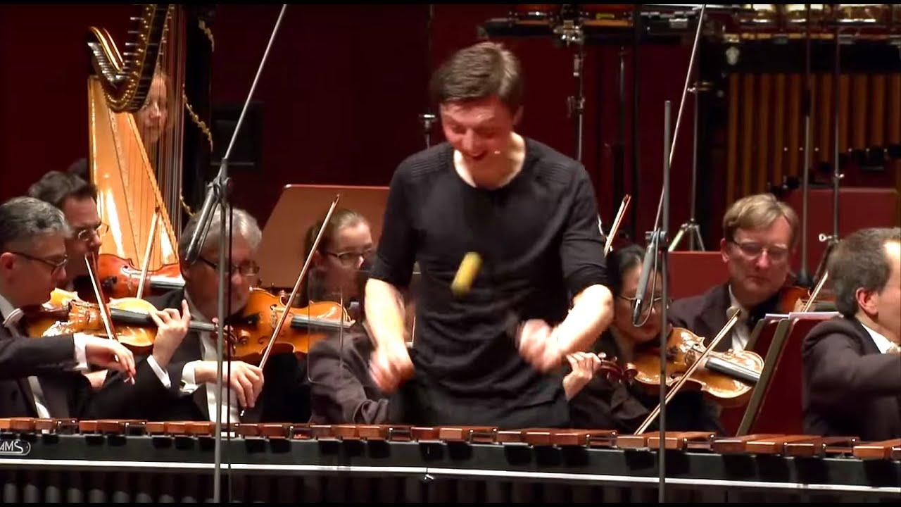 Abe: Prism Rhapsody ∙ hr-Sinfonieorchester ∙ Martin Grubinger ∙ Vasily Petrenko