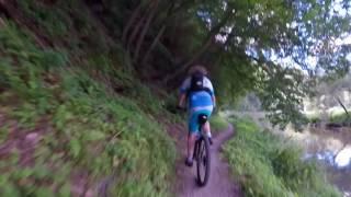 Inoffizieller Fahrradweg von Laurenburg nach Geilnau (Lahntalradweg)