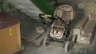 В казанском аварийном доме обвалился потолок(, 2016-09-06T11:40:51.000Z)