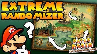 Extreme Randomized Pit of 100 Trials - Paper Mario TTYD