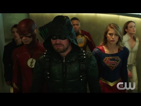 Arrowverse -  Come Together