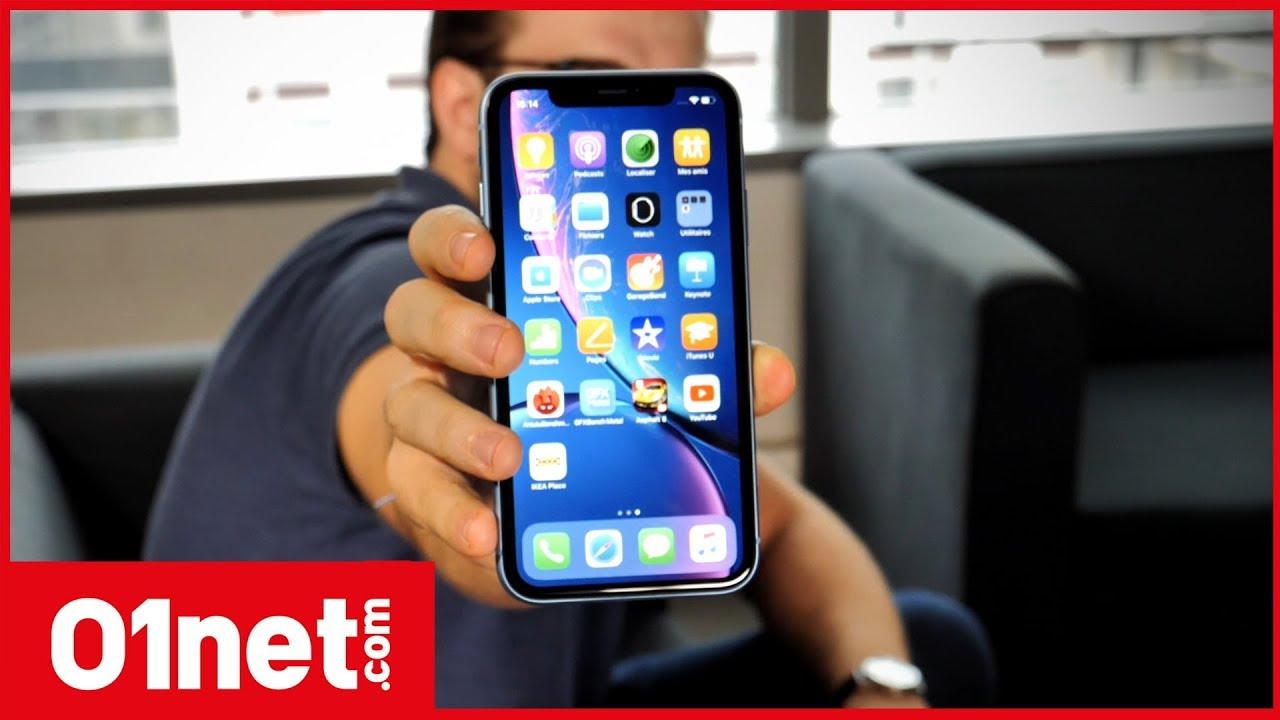 On répond à vos questions sur l'iPhone XR