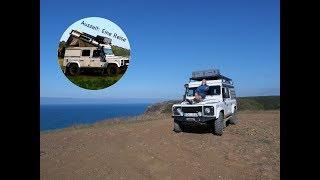 Warum einen Land Rover Defender? Und wie läufts Offroad?