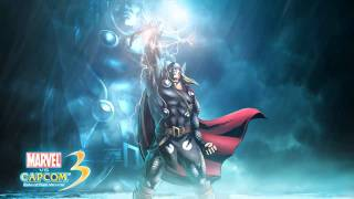 Marvel Vs Capcom 3 Music - Thor Theme