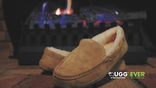 11657 EVER UGG Mens Moccasin