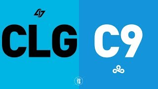 Video CLG vs  C9   NA LCS Week 4 Match Highlights Summer 2018 download MP3, 3GP, MP4, WEBM, AVI, FLV Juli 2018