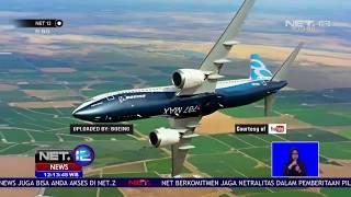 Kecelakaan Ethiopian Airlines Serupa dengan Lion Air NET12