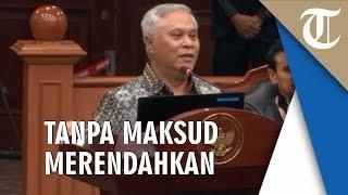 Tim Hukum Prabowo-Sandi Minta Maaf ke Ahli KPU seusai Cecar Pertanyaan