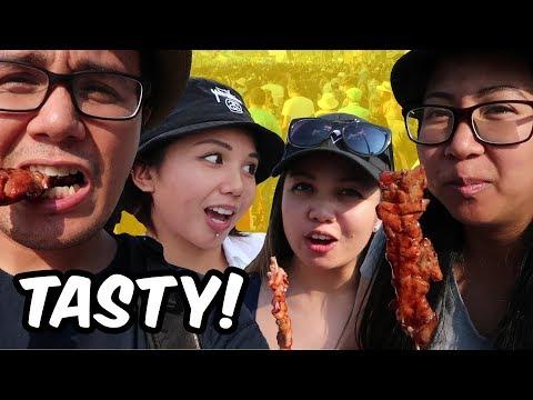 TASTE OF MANILA!! - Our 10th Vlog!