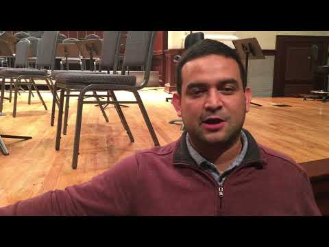Southern Miss | Future Stars Concert (Cesar Martinez, Oboe)
