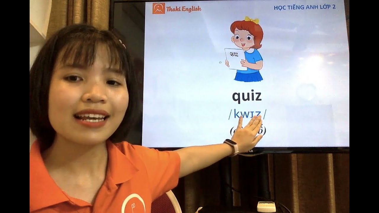 Download HỌC TIẾNG ANH LỚP 2 - Unit 5. In the classroom - Thaki English