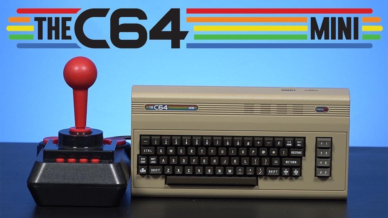 C64 Mini Console - Talk About Games