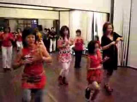 Made in India line dance