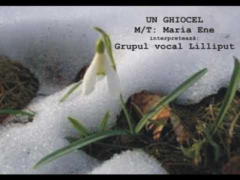 UN GHIOCEL – Cantece pentru copii in limba romana