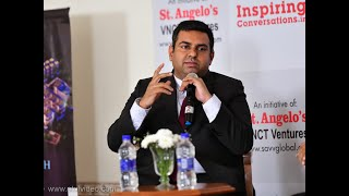 Roshan D'Silva - 38th INSPIRING CONVERSATIONS. Interviewed by Agnelorajesh