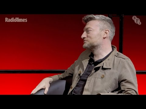 "In conversation with Charlie Brooker - ""Satire makes you feel more sane"" 