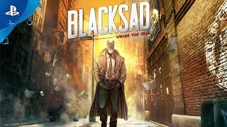 Blacksad: Under the Skin | Story Trailer | PS4