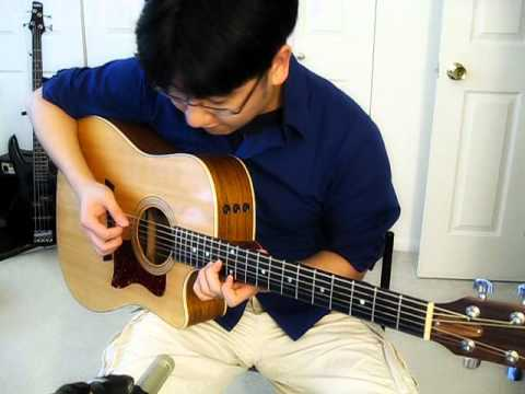 Amazing Grace - arranged by Tommy Emmanuel cover