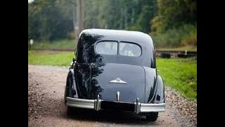 Ретро авто на свадьбу - BMW 340 (1949 г)