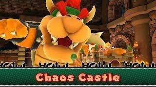 Mario Party 10 - Bowser Party - Chaos Castle  Team Bowser - Master Cpu