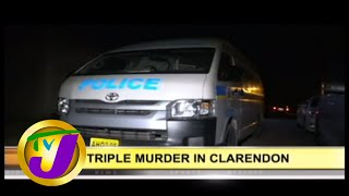 TVJ News -  Daylight Heist in Mobay - MAR 10 2019