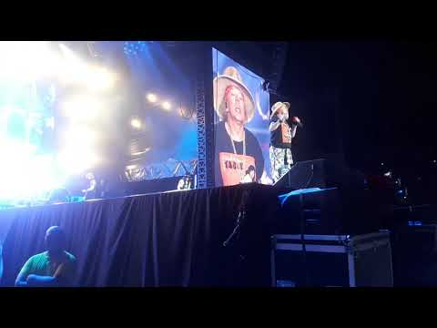 Sweet child o mine – guns n roses live jakarta gelora bung karno 8 november 2018