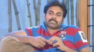 Pawan Kalyan about Ghajini Movie Remake