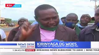 Section of Kirinyaga residents defend the Deputy Governor over an alleged smear campaign