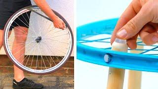 [레트로 실내 장식] 자전거의 빈티지 느낌을 그대로 살…