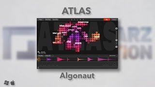 ATLAS (Algonaut) - Драм Сэмплер с Искусственным Интеллектом [Playstarz Production]