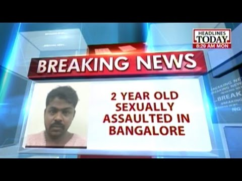 2-year-old girl 'sexually' abused in Bangalore