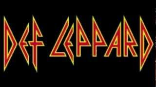 Too Late For Love-Def Leppard Lyric Video