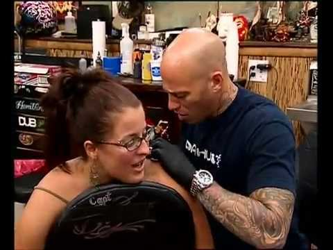 Geisha Girl Tattoo   Miami Ink