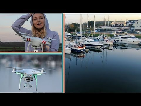 Island Harbour -  DJI PHANTOM 2 VISION+