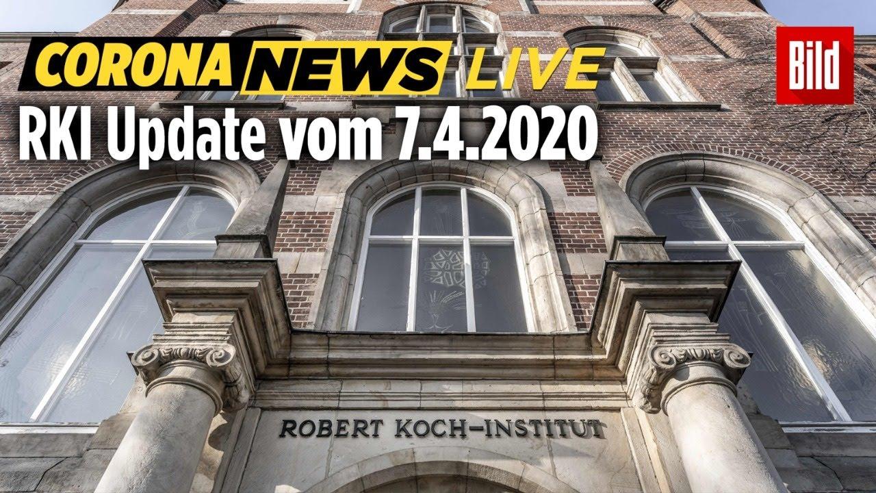 Robert Koch Institut Bier Corona