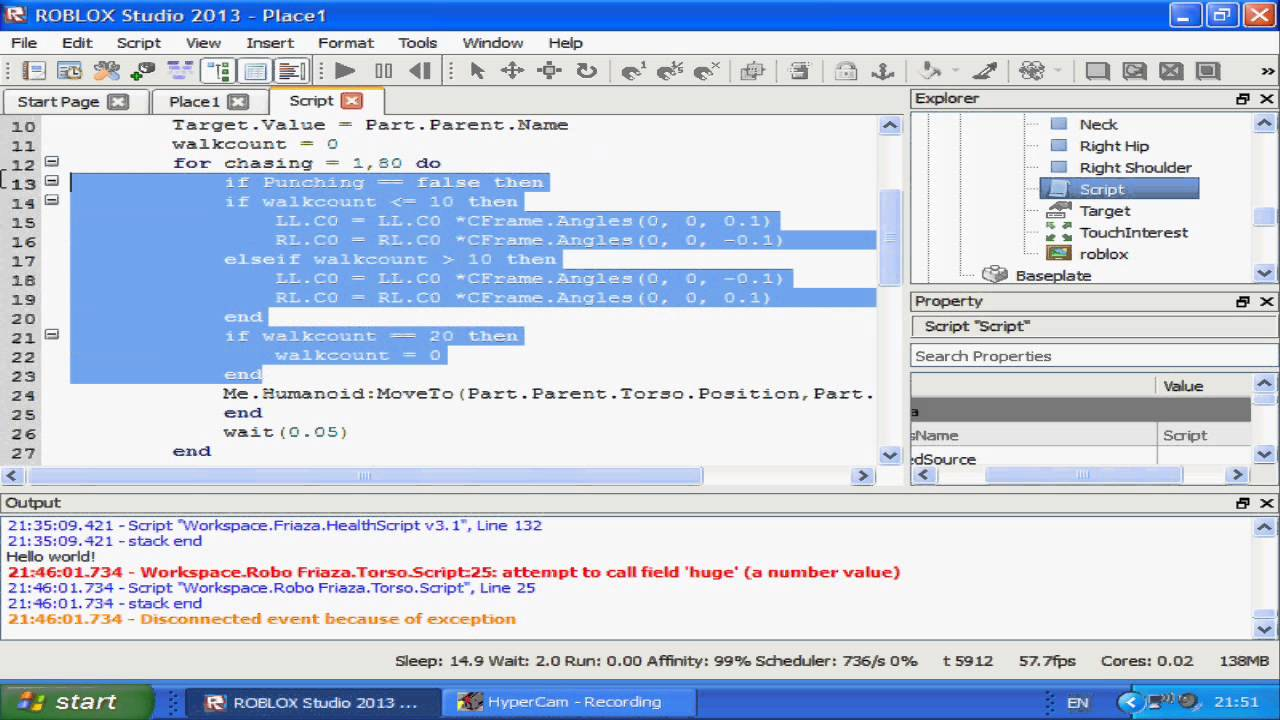Roblox scripting tutorial 16 battle npc 2013 youtube roblox scripting tutorial 16 battle npc 2013 baditri Gallery