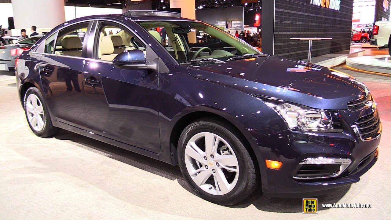 2015 Chevrolet Cruze Diesel Exterior And Interior Walkaround 2015 Detroit Auto Show Youtube