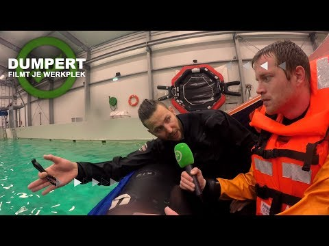 Dumpert Filmt Je Werkplek S03E06: Offshore veiligheidsinstructeur