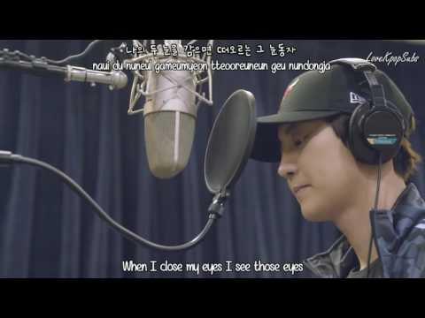 Chanyeol & Punch - Stay With Me MV [English subs + Romanization + Hangul] HD