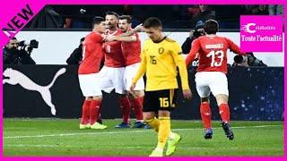 La Suisse fait exploser la Belgique