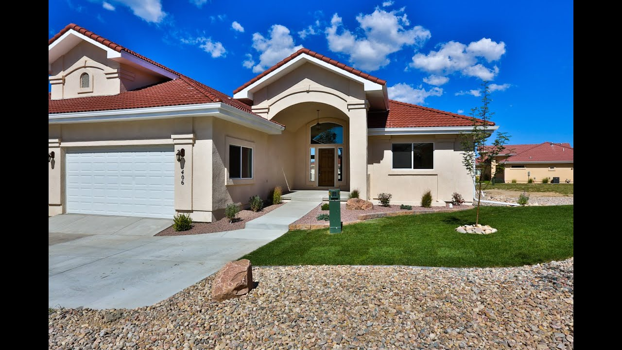 Patio Homes Colorado Springs Paradise Villas Messina - YouTube