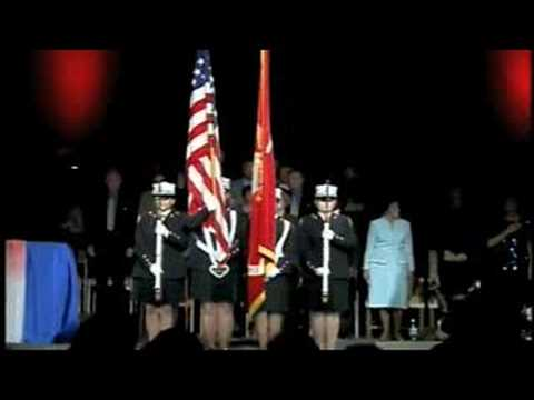 """The National Anthem"" USA (Tim Davis, arr. Art Mapa)"