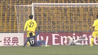 Kashiwa Reysol 3-2 Chonburi: AFC Champions League 2015 (Playoff)   柏レイソル3-2チョンブリFC
