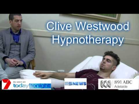 Rapid depression removal  Hypnosis Adelaide Clive Westwood