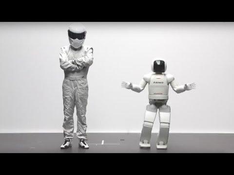 The Stig vs Asimo | Top Gear Magazine | Top Gear